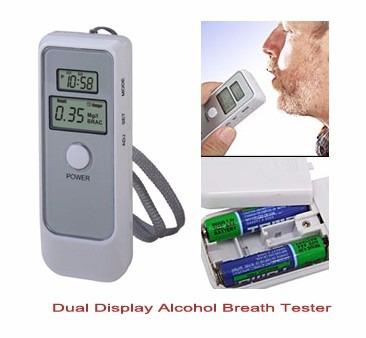 alcoholimetro digital reloj termometro nivel de alcohol en g