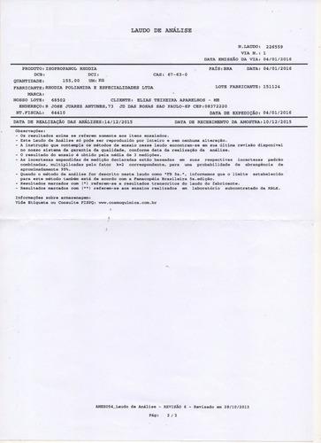 alcool isopropilico 1 litro bga smd limpeza de placa