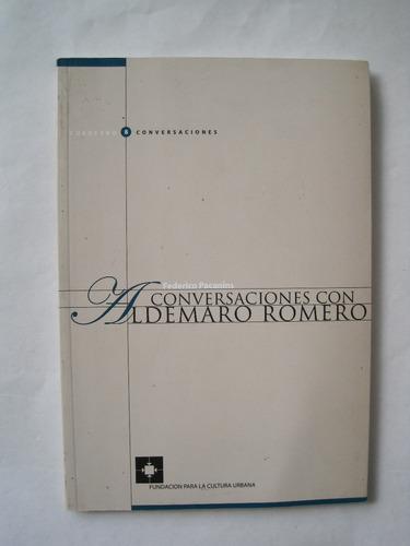 aldemaro romero conversaciones autor federico pacanins