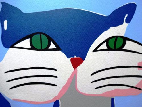 aldemir martins gato gravura post mortem