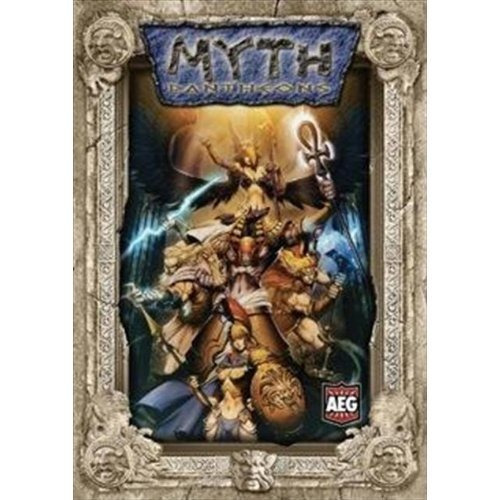 alderac entertainment group myth: pantheons