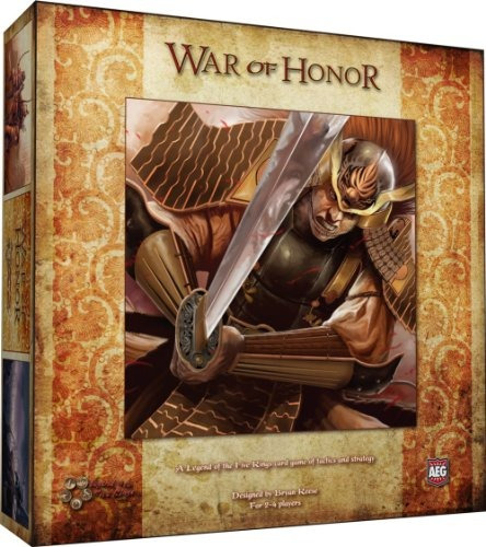 alderac entertainment group war of honor