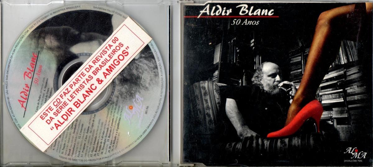 cd aldir blanc 50 anos