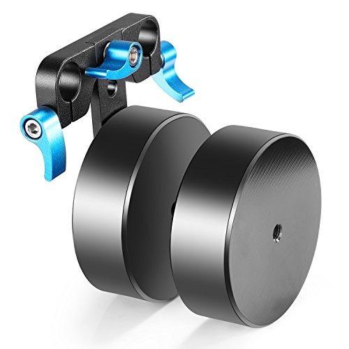 aleación de aluminio neewer 4.6 libras-2.1 kg peso del mostr
