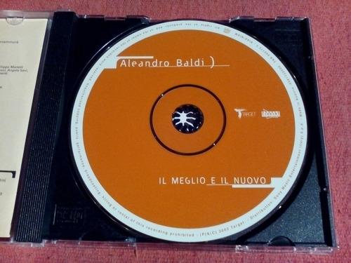 aleandro baldi - il meglio e il nuovo cd italiano 2002 mdisk