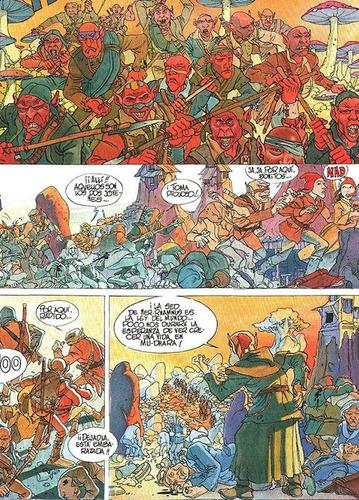 alef thau jodorowsky metal hurlant portada cuentos cripta