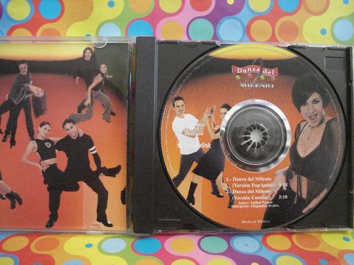 alejandra avalos  cd danza del milenio raro