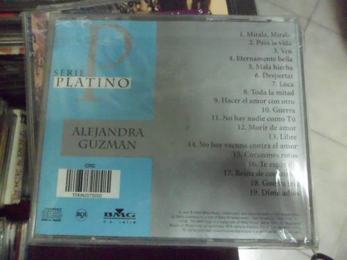 alejandra guzman cd serie platino