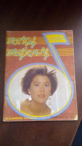 alejandra guzman en portada de revista notitas musicales