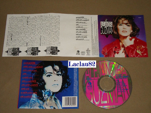 alejandra guzman flor de papel 1991 melody cd