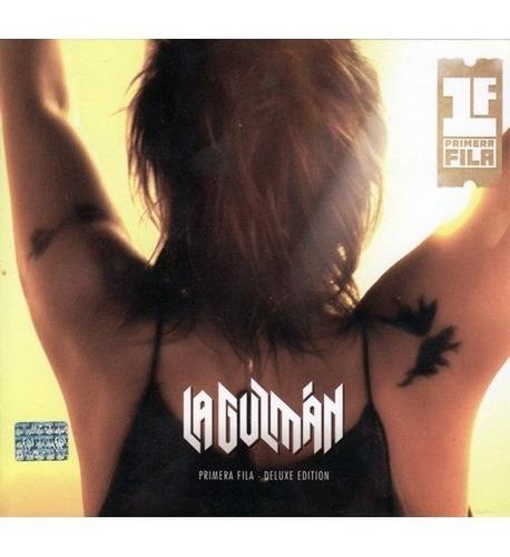 alejandra guzman la guzman primera fila cd + dvd deluxe