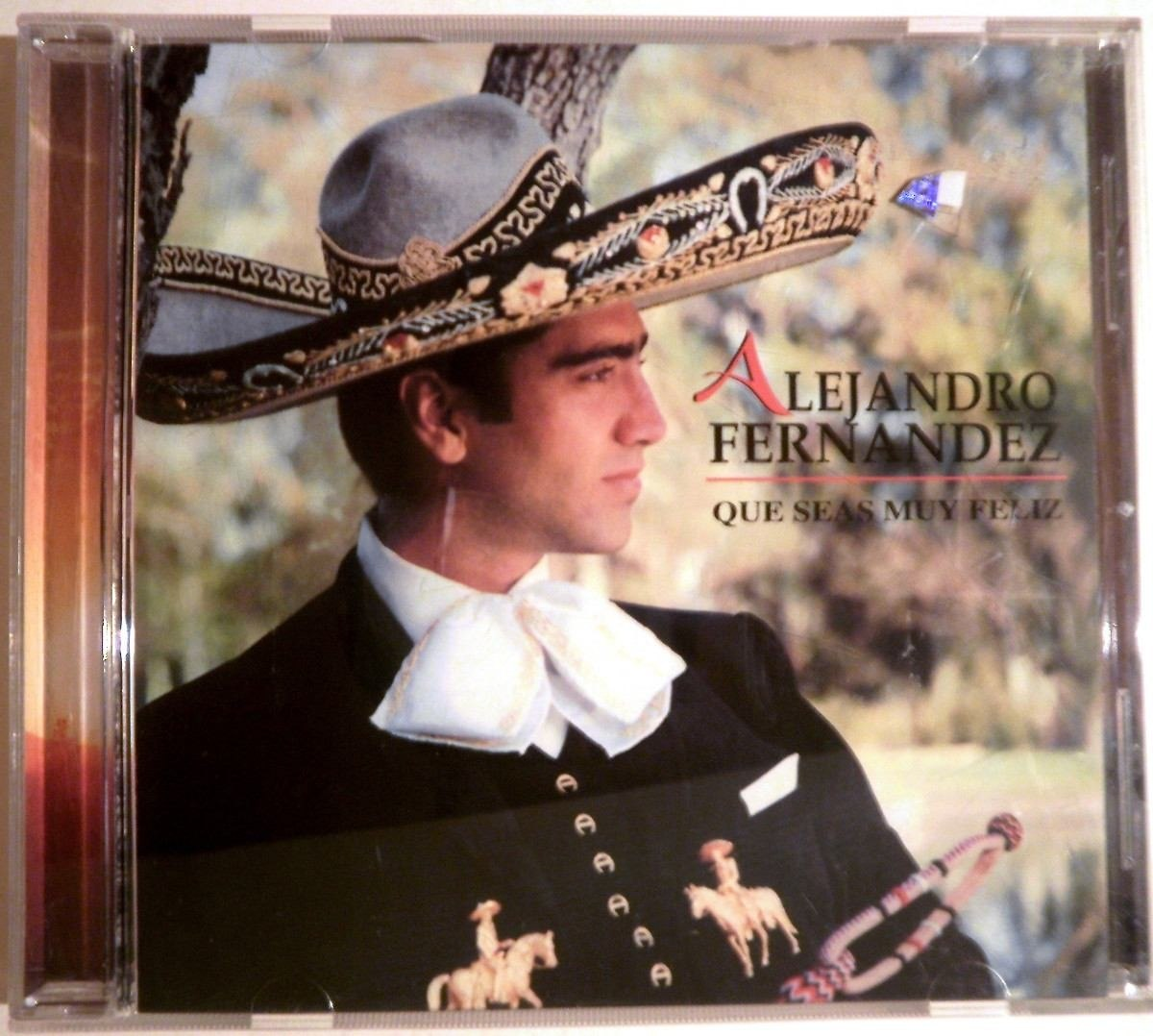 Alejandro fern ndez discos cd discograf a original bs 4 for Alejandro fernandez en el jardin mp3