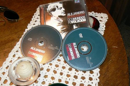 alejandro fernandez live * 2 cd dvd joyas de coleccion  2018