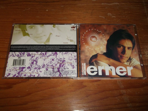 alejandro lerner - amor infinito cd nac ed 1992 mdisk
