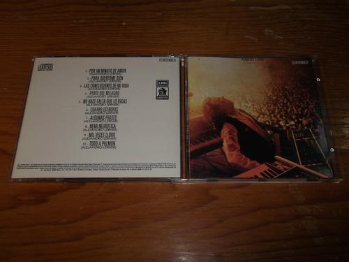alejandro lerner - concierto cd nac ed 1991 rarisimo mdisk
