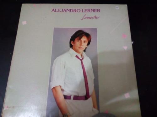 alejandro lerner - lernertres -vinilo