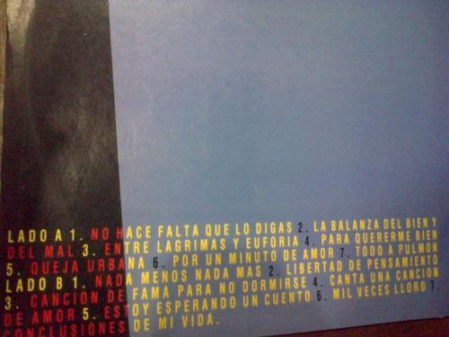 alejandro lerner lp vinilo 14 grandes exitos  dialogomusical