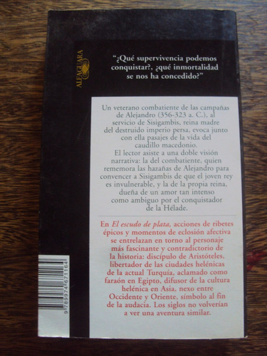alejandro paternain el escudo de plata