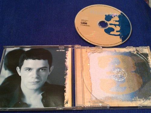alejandro sanz cd 3 la fuerza del corazon con booklet