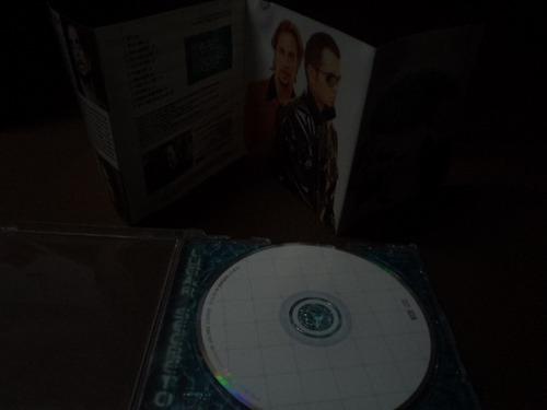 aleks syntek y la gente normal -cd album - lugar secreto fdp