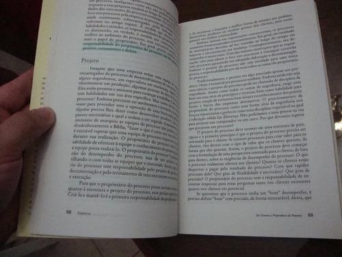 além da reengenharia michael hammer - 2ª edição