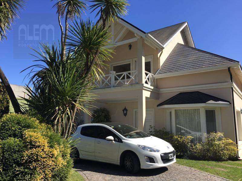 alem propiedades - hermosa casa en el paraiso - inmejorable entorno