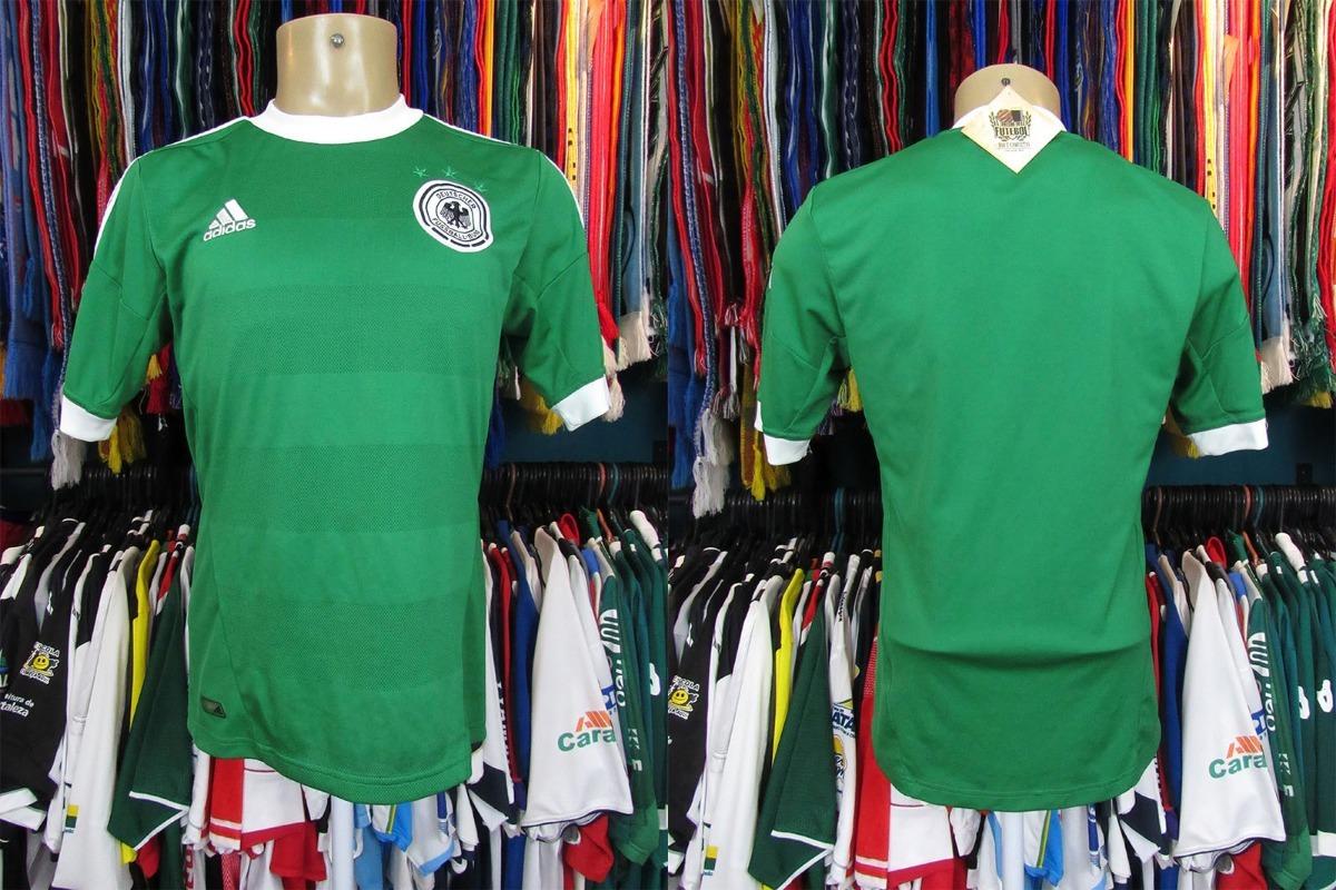 Alemanha 2012 Camisa Reserva Tamanho P. - R  120 a9a99935e3ac1