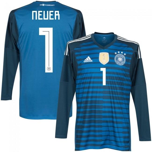 Alemanha Gk Goleiro 18 19 - Neuer 0c27415bd5241