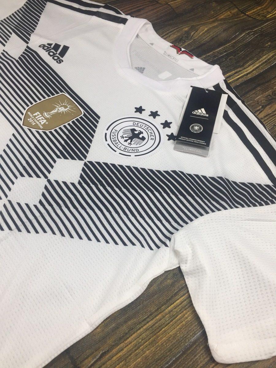Carregando zoom... camisa seleção alemanha 2018 s n° jogador adidas  masculina f7229a38bc0c6