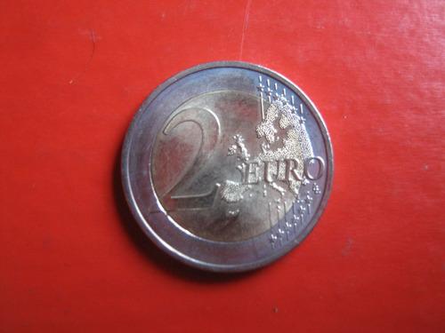 alemania 2 euro 2012 conmemorativa 10 años moneda euro