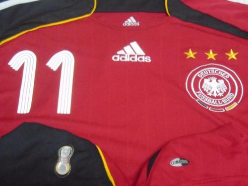 alemania 2006 camiseta selección