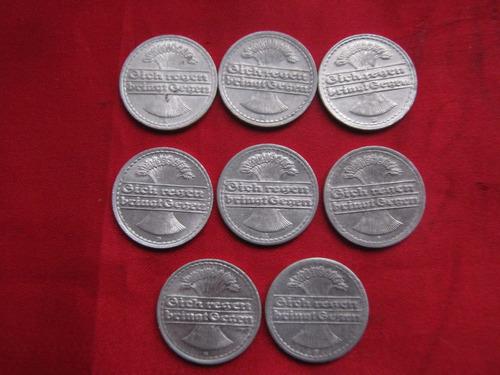 alemania 50 pfennig 1920 a 1922