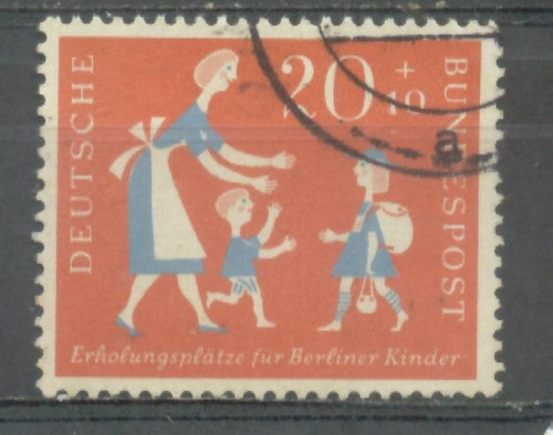 alemania federal - yvert nº 130  (#1683)