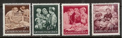 alemania nazi : protección de la madre e hijo, 1944 op4