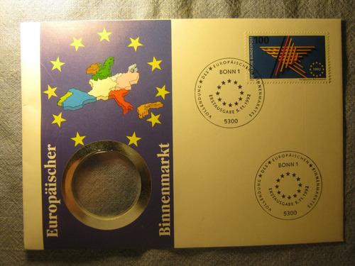 alemania sobre primer union europea