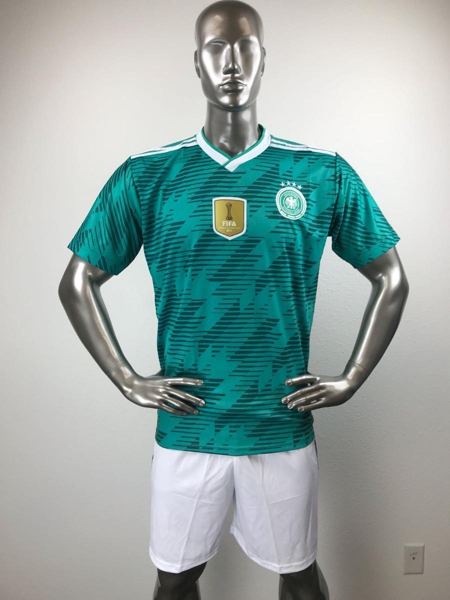alemania visita uniforme futbol jersey playera personalizada. Cargando zoom. 07cacbc8d0488
