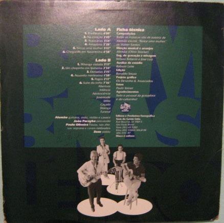 alemão (olmir stocker) - bem brasileiro - 1987