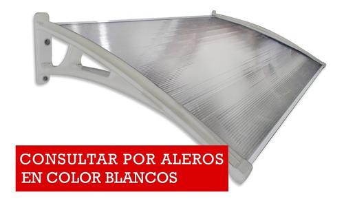 alero de policarbonato 200 x 70