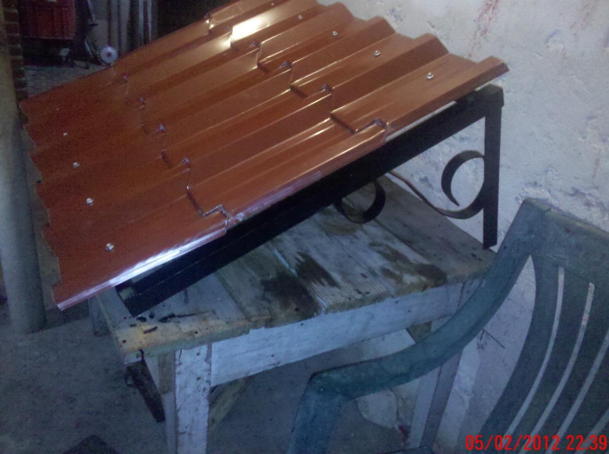 Alero para puerta en mercado libre for Ventanas para techo