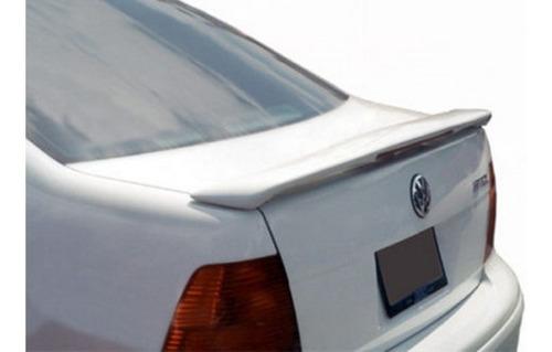 aleron en cajuela de volkswagen jetta 1999 - 2007 nuevo!!!