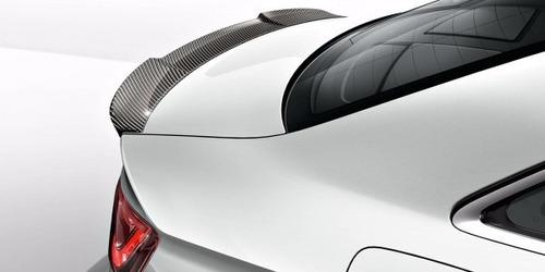 aleron spoiler fibra de carbon audi a3 s3 sedan  turbo gcp