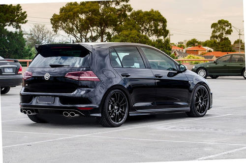 aleron spoiler fibra de carbon vw golf mk7 turbo gcp