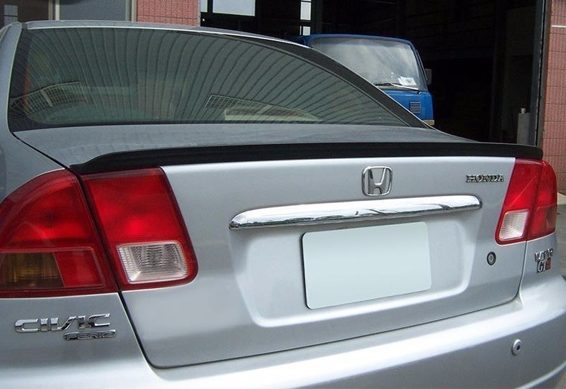 Aleron Tipo Lip En Cajuela Honda Civic Sedan 2001 2005