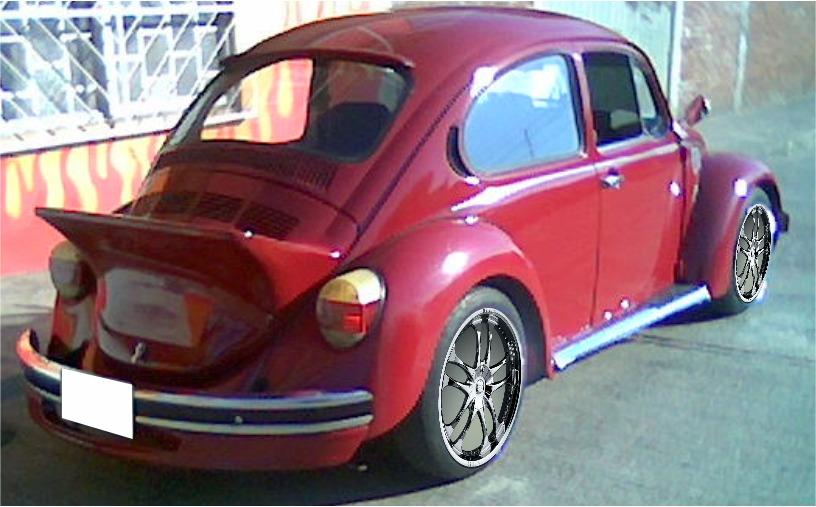 Aleron Trasero Vocho Tipo Porsche Bocho 1 300 00 En