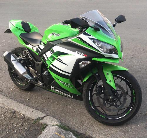 aleron winglet ninja300-250