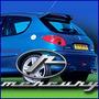 Alerón Peugeot 206 - Exelente Calidad Pmercury
