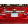 Bisel Cromado Portalon Chevrolet Cruze 2008-2014 Nuevos