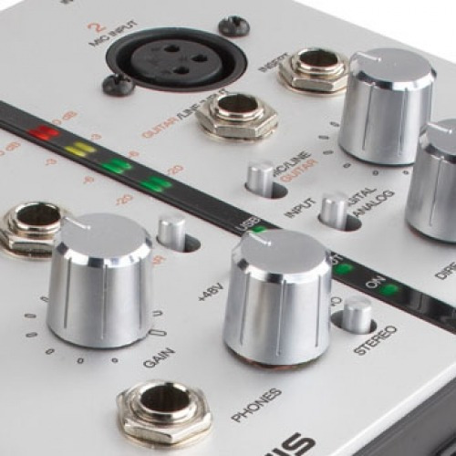 alesis io2 express interface de audio profesional de 24 bits