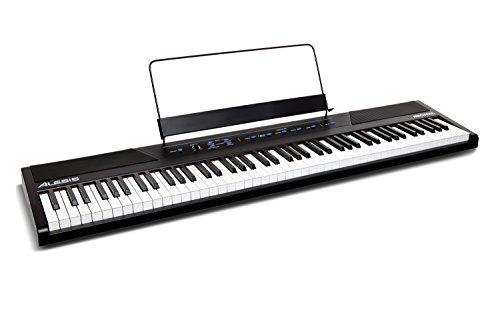 alesis recital 88-key beginner digital piano with full-size