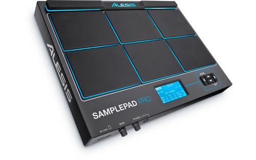 alesis samplepad pro percusión electronica  8 pads nueva